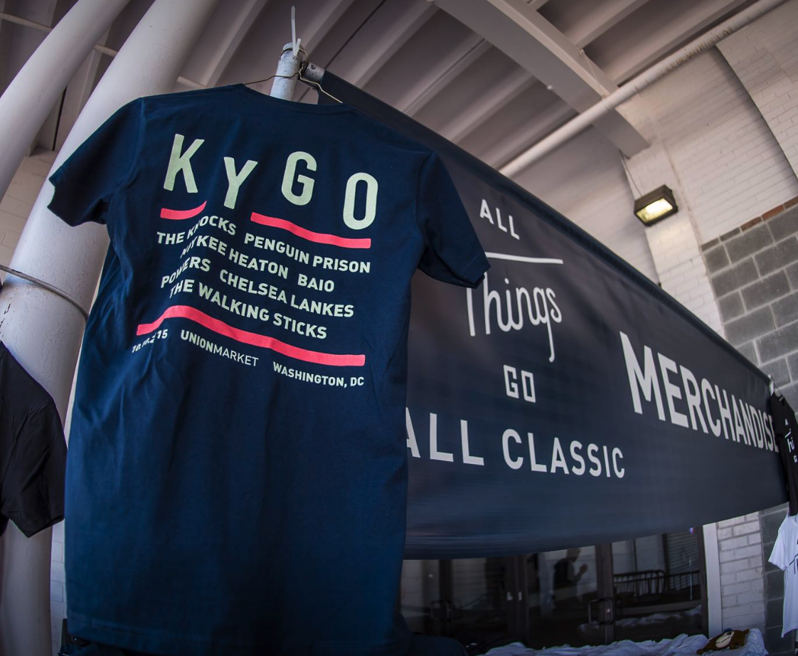 Image of All Things Go Fall Classic 2015 Tee (Crew-Neck)