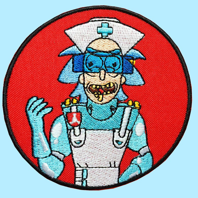 Image of Doctor Patch