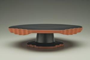 Image of Corrugated Cake Plate