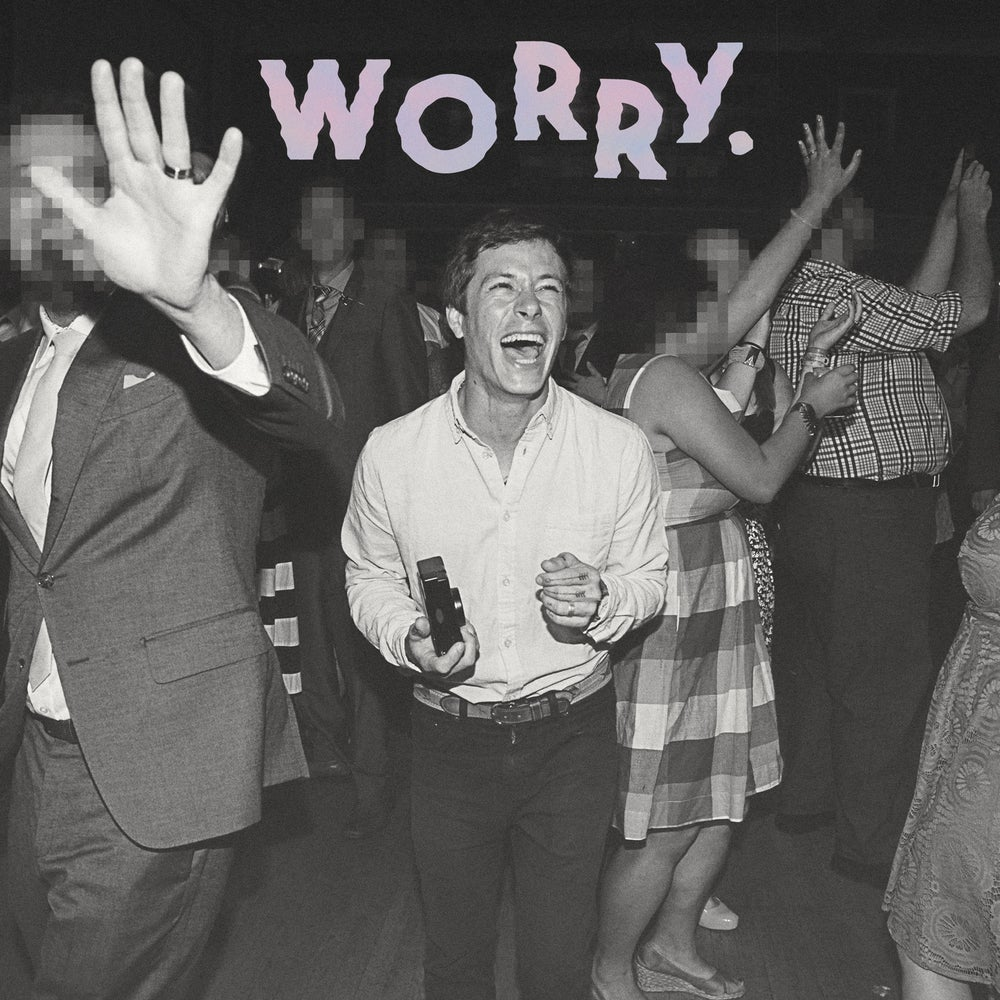 Image of Jeff Rosenstock - WORRY. CD