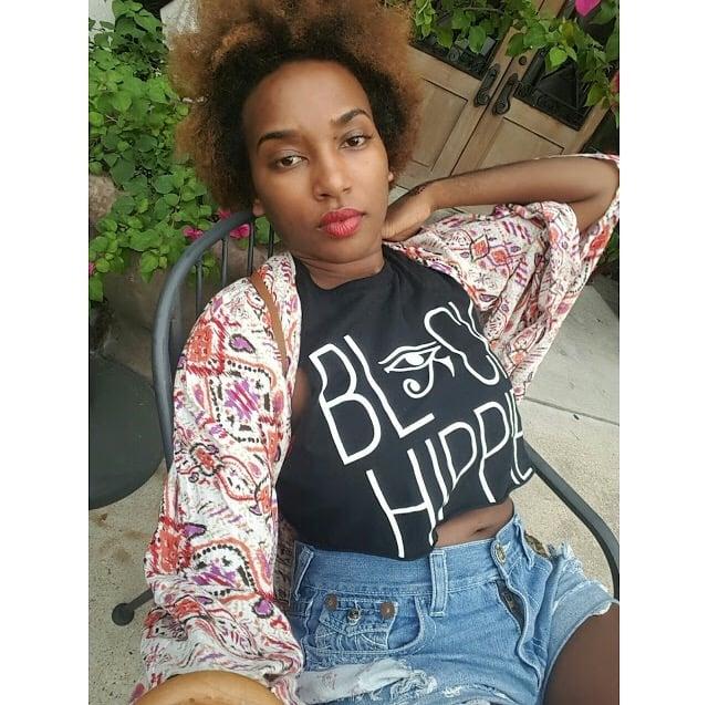 Image of Black Hippie