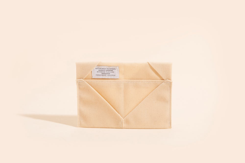 Image of Diamond Billfold - Natural