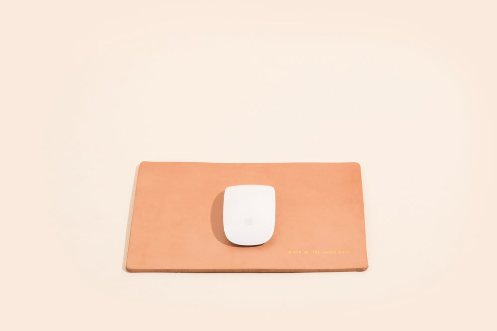 Image of Mouse Mat - Natural