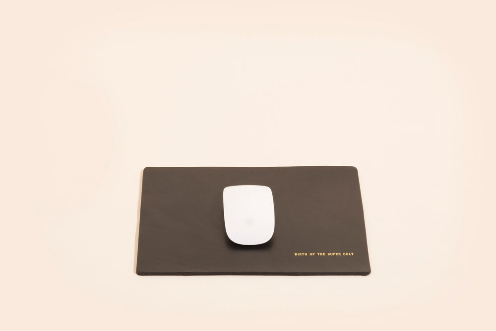 Image of Mouse Mat - Black