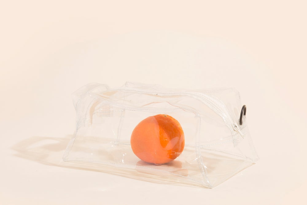 Image of Toiletry Kit - Clear Vinyl