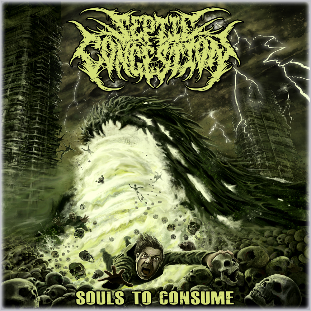 Image of Septic Congestion - Souls To Consume