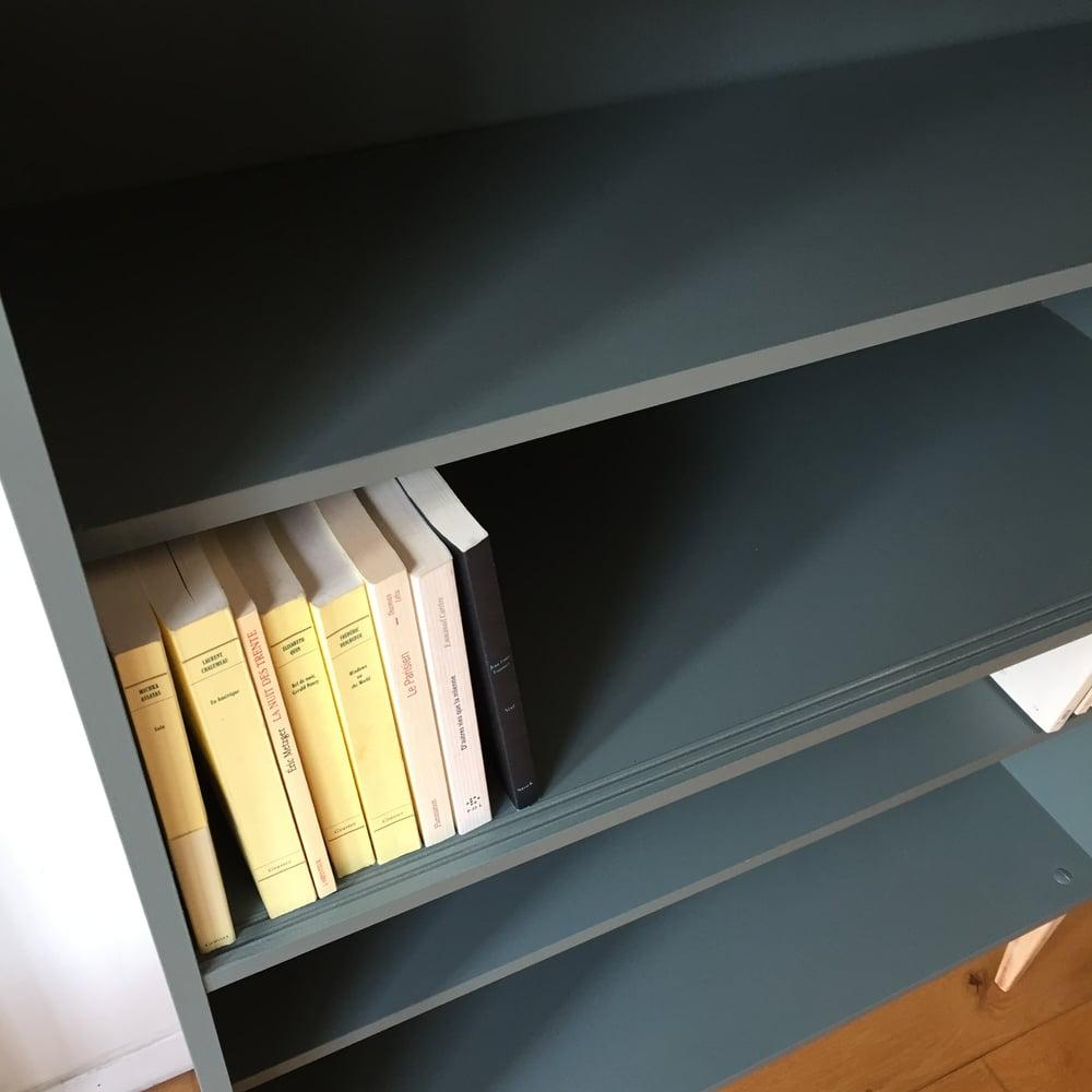 Image of Fleurette, la bibliothèque verte