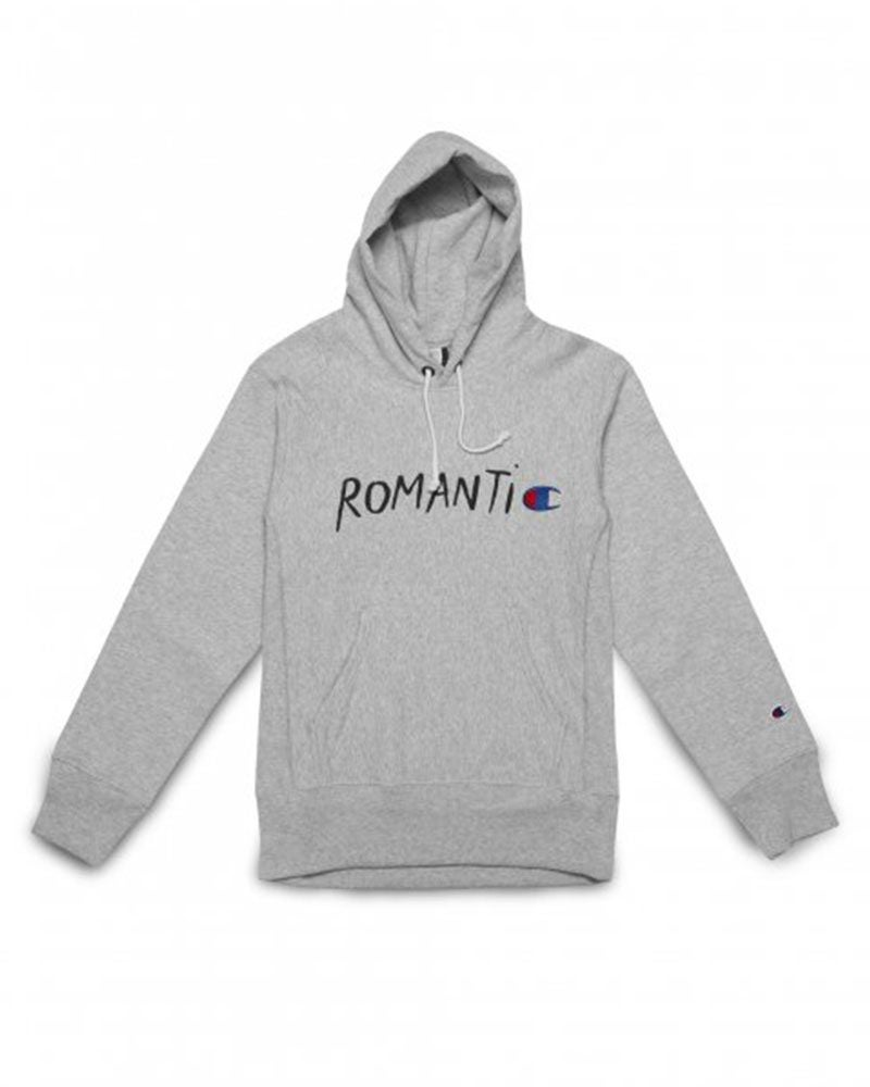 Image of CHAMPION X WOOD WOOD ROMANTIC HOODIE
