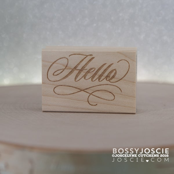 Image of Fancy Hello