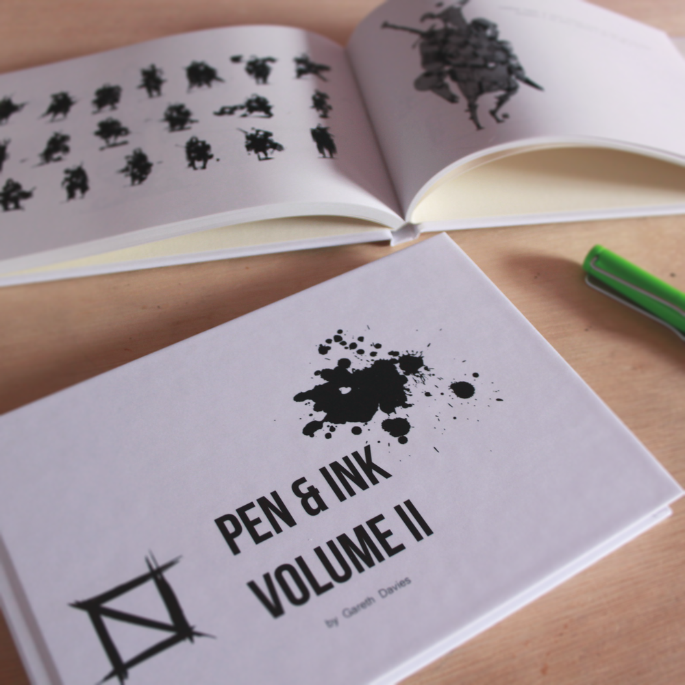 Image of Pen & Ink Volume II