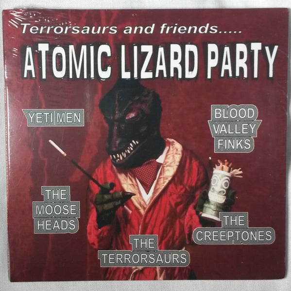 Image of Atomic Lizard Party CD