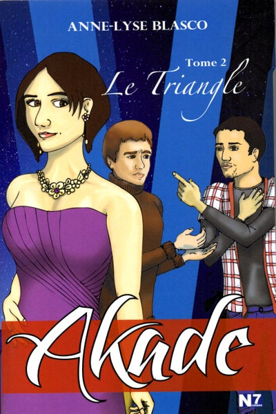 Image of AKADE tome 2: Le Triangle