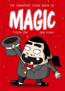 Image of The Singapore Comic Book of Magic