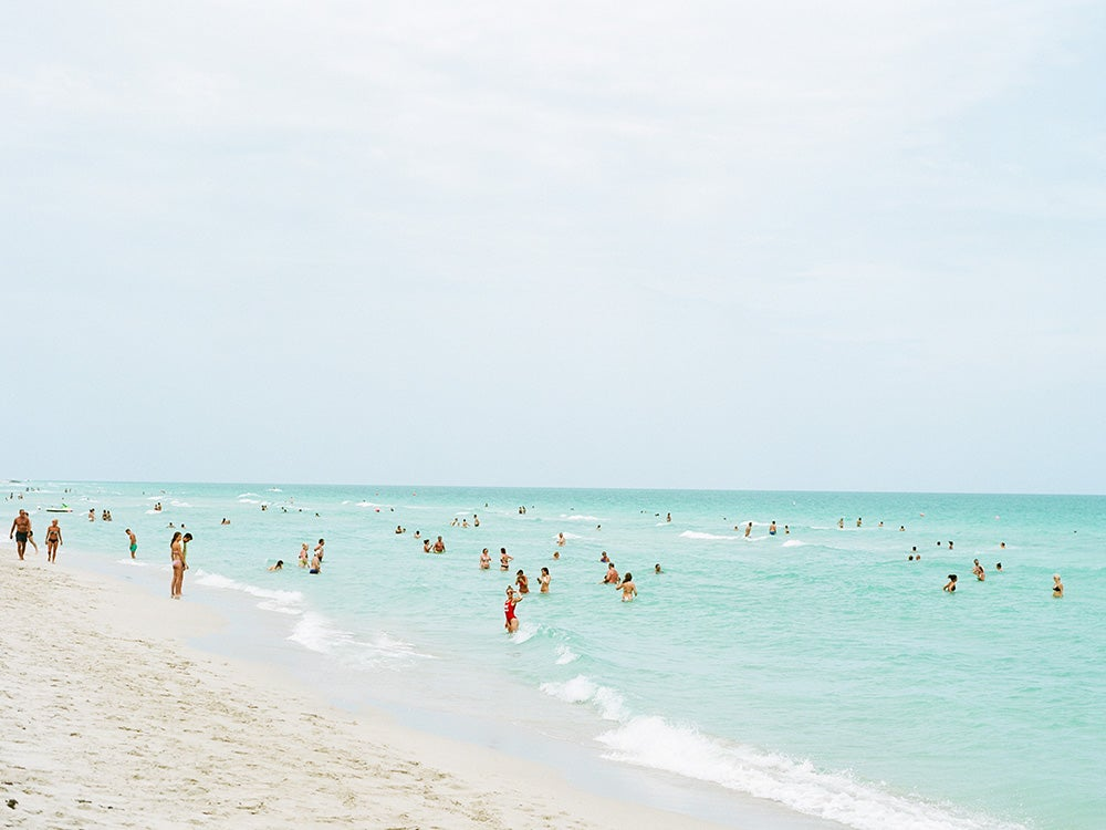 Image of Beach view