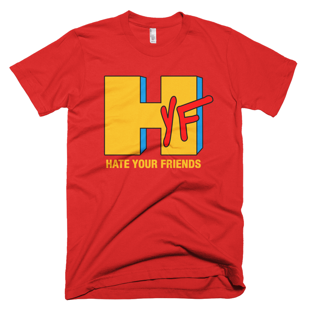 Image of I Want My HYF - Red