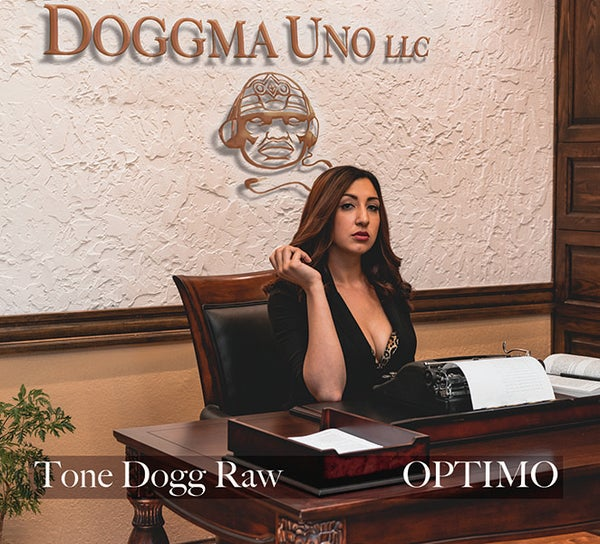 Image of Tone Dogg Raw - Optimo CD