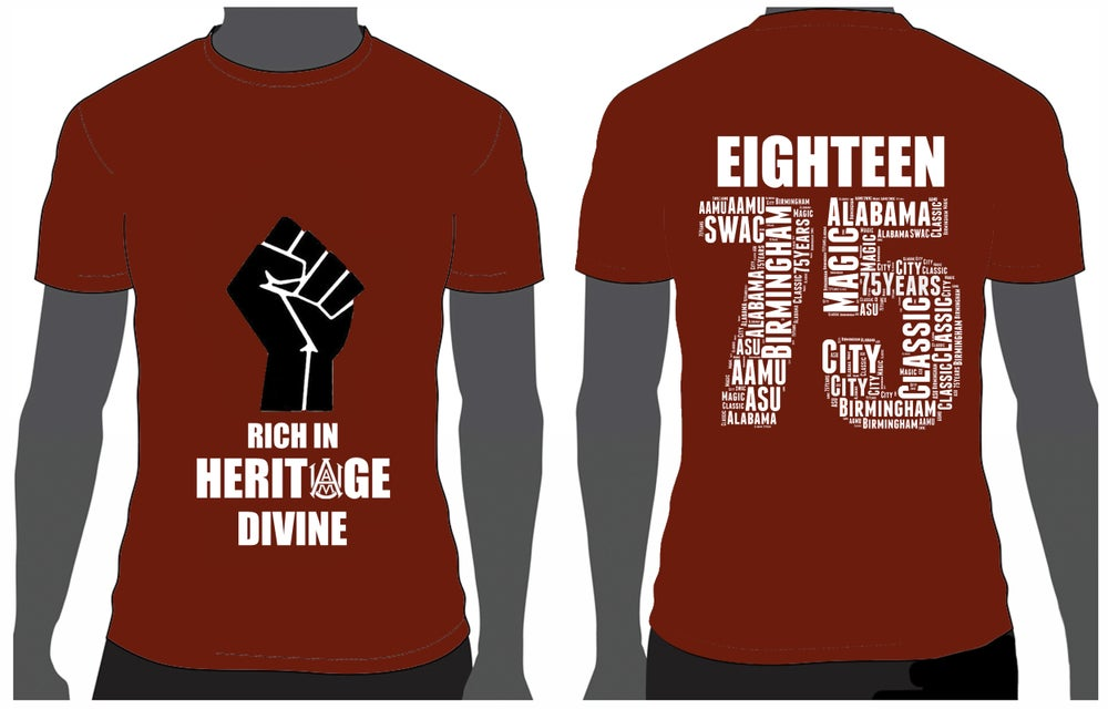 Image of Rich in Heritage Divine Tees