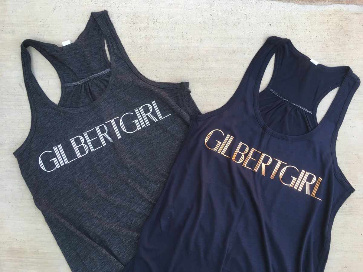 Image of GILBERTGIRL tank (more colors)