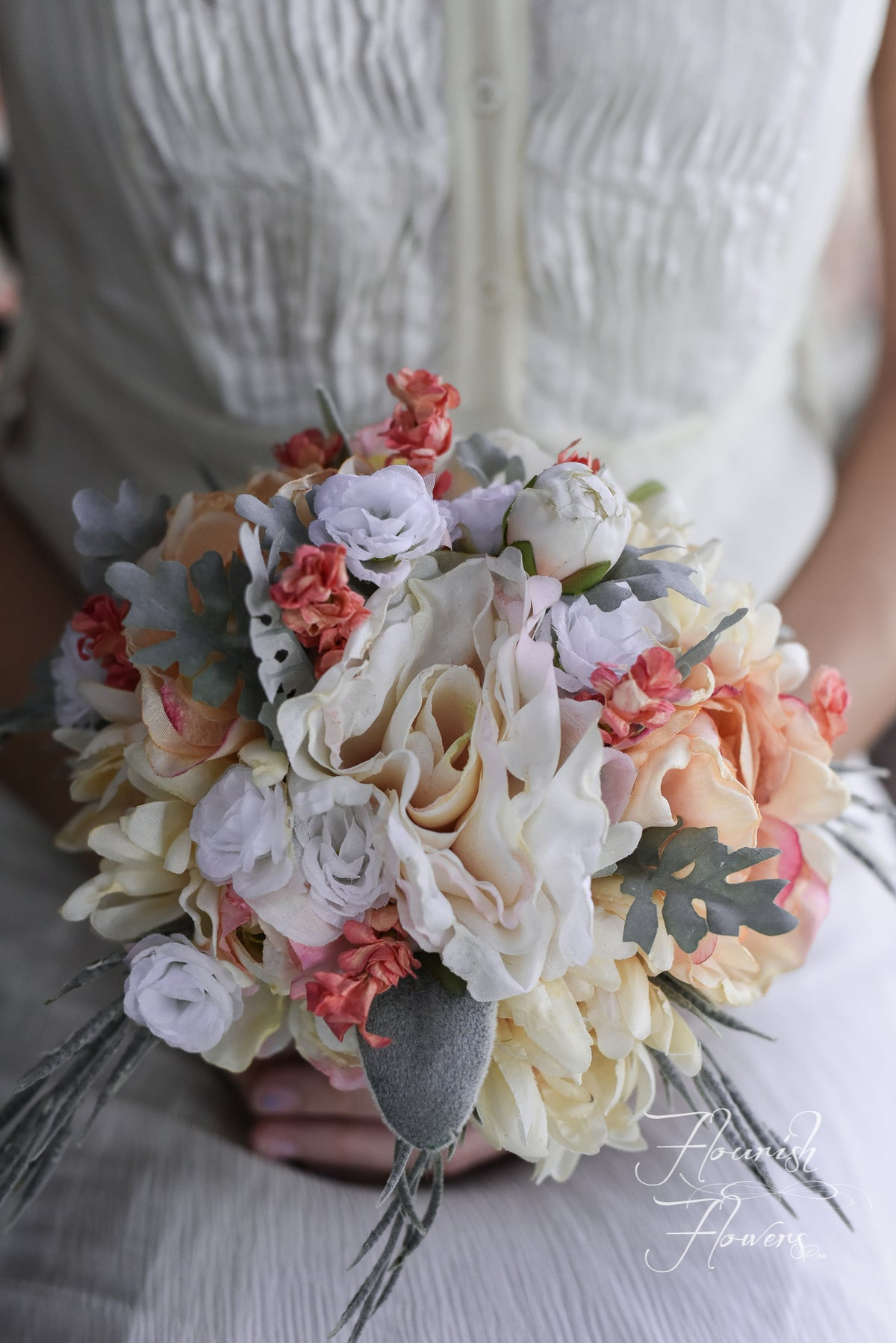 "Image of The ""Blush"" Bouquet"