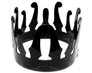 Image of Patent leather F hole Crown