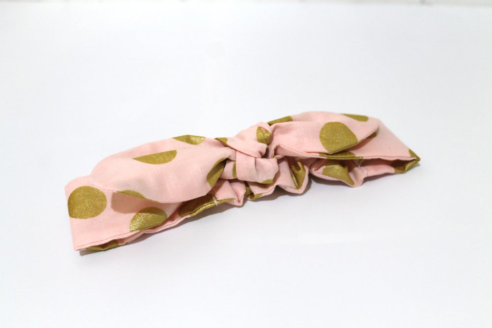 Image of Top Knot Headband #8