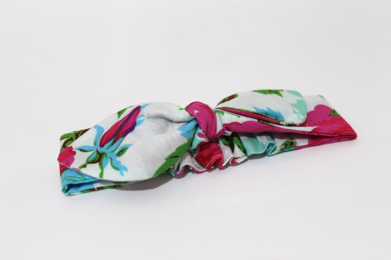 Image of Top Knot Headband #21