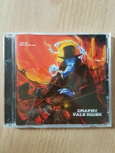 Image of Personally Signed 'Pale Rider' Album By Drapht.