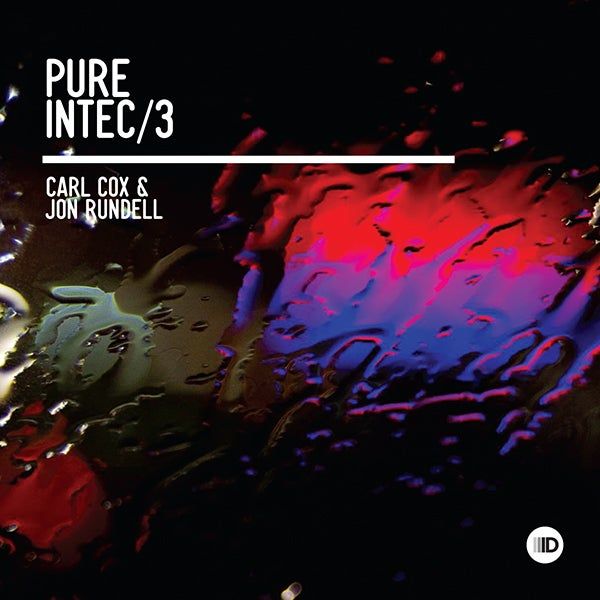 Image of Pure Intec 3 2xCD Mixed by Carl Cox & Jon Rundell