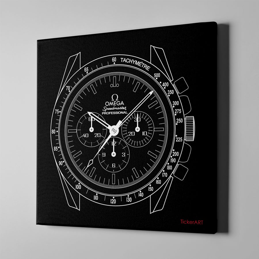 "Image of 30"" x 30"" Speedmaster Mono"