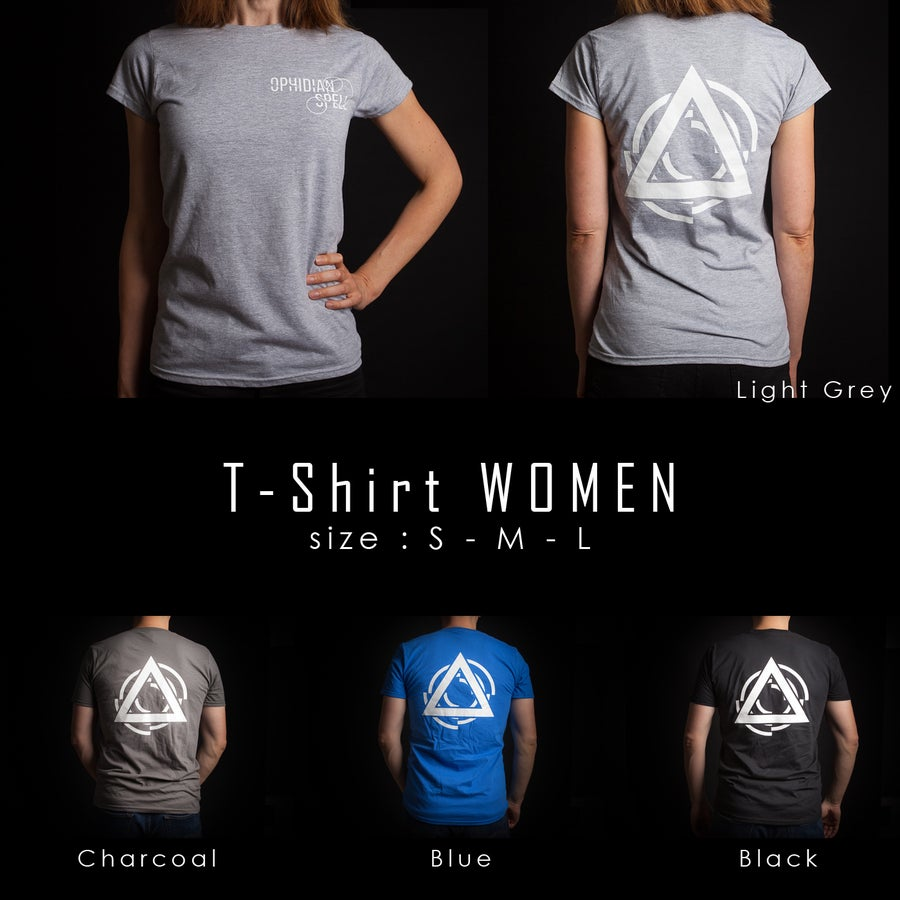 Image of T-Shirt Nux / Hêmera WOMEN