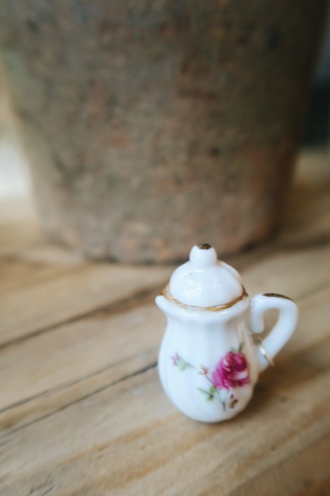 Image of Coffee Pot Pendant