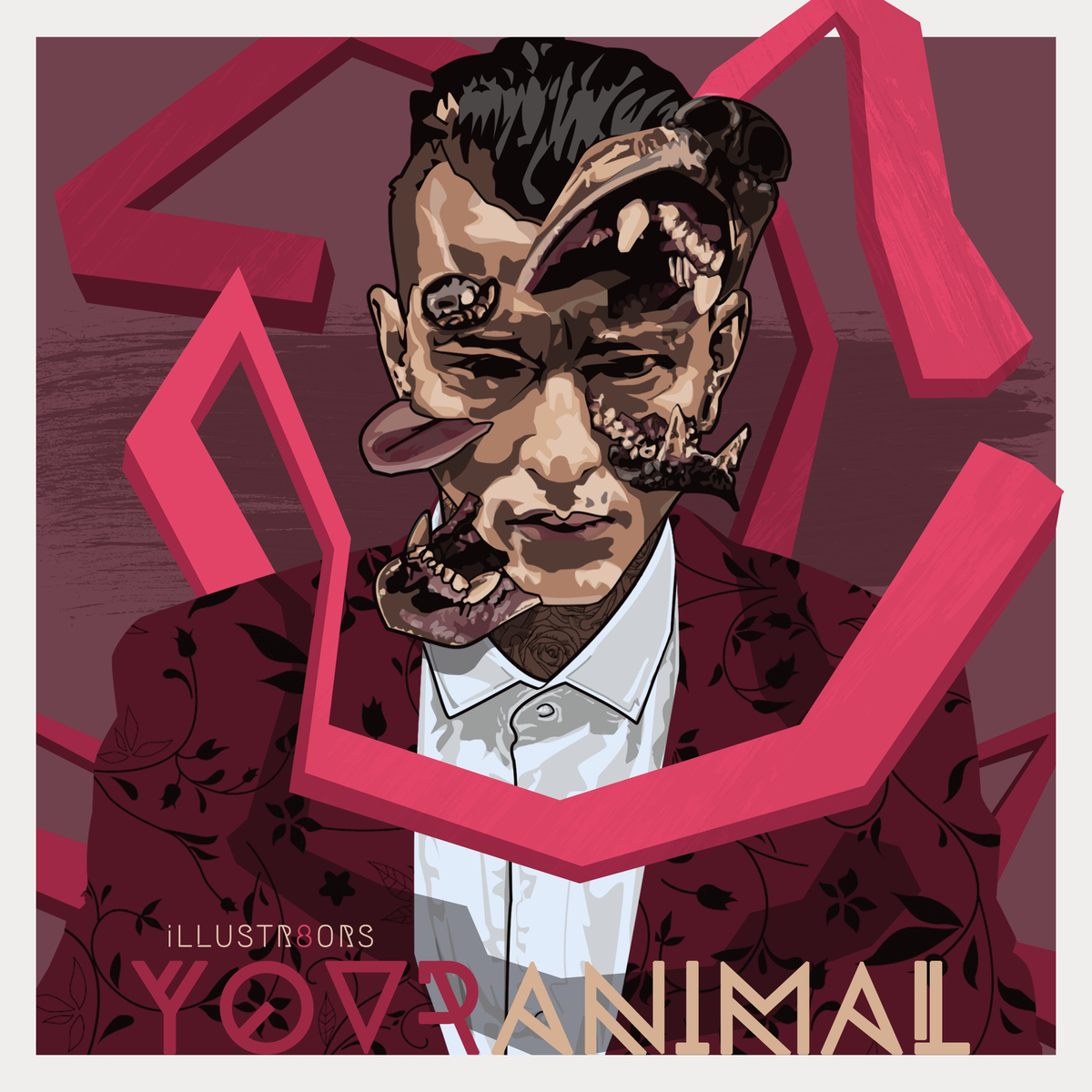 """Image of YOUR ANIMAL (Limited Edition 7"""" Vinyl)"""