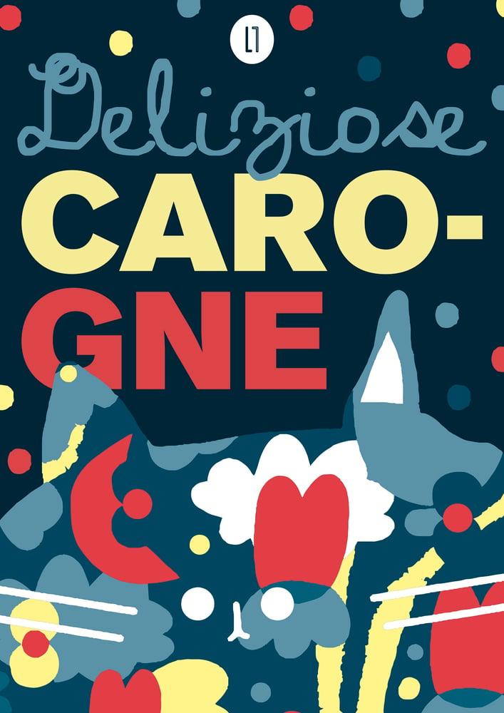 Image of DELIZIOSE CAROGNE