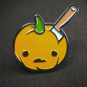 Image of Gourdie Enamel Pin