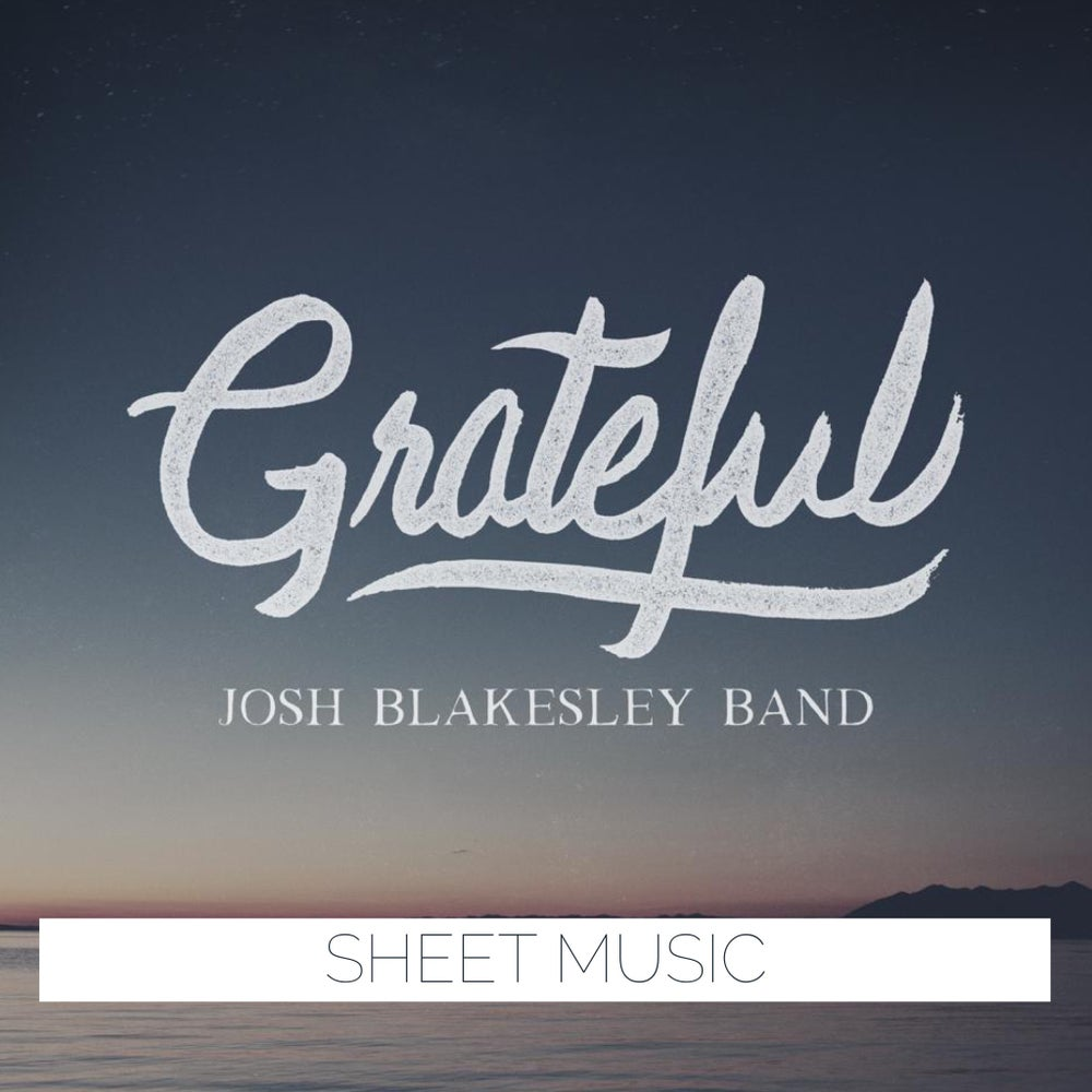 Image of Grateful Sheet Music