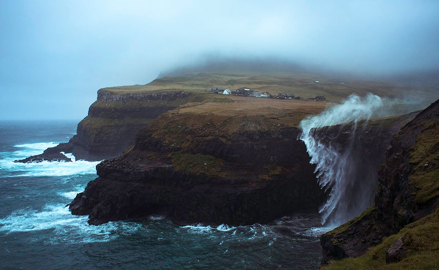 Image of Gasadalur, Faroe Islands
