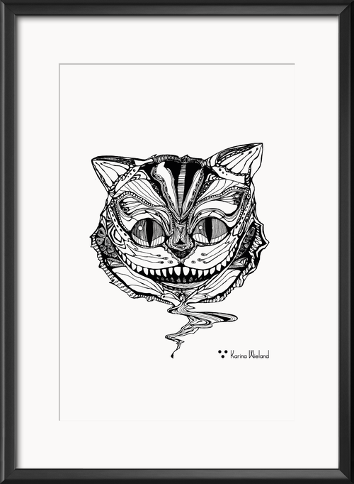 Image of Cheshire Cat