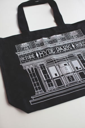 Image of Tote Bag | Adam Boardman - Landscape