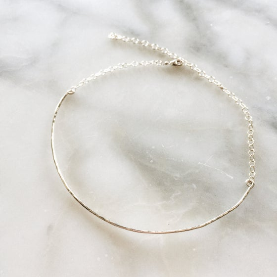 Image of Gold Choker