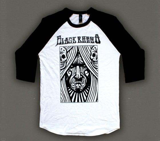 Image of Black Rheno 'WITCH' T-shirt.
