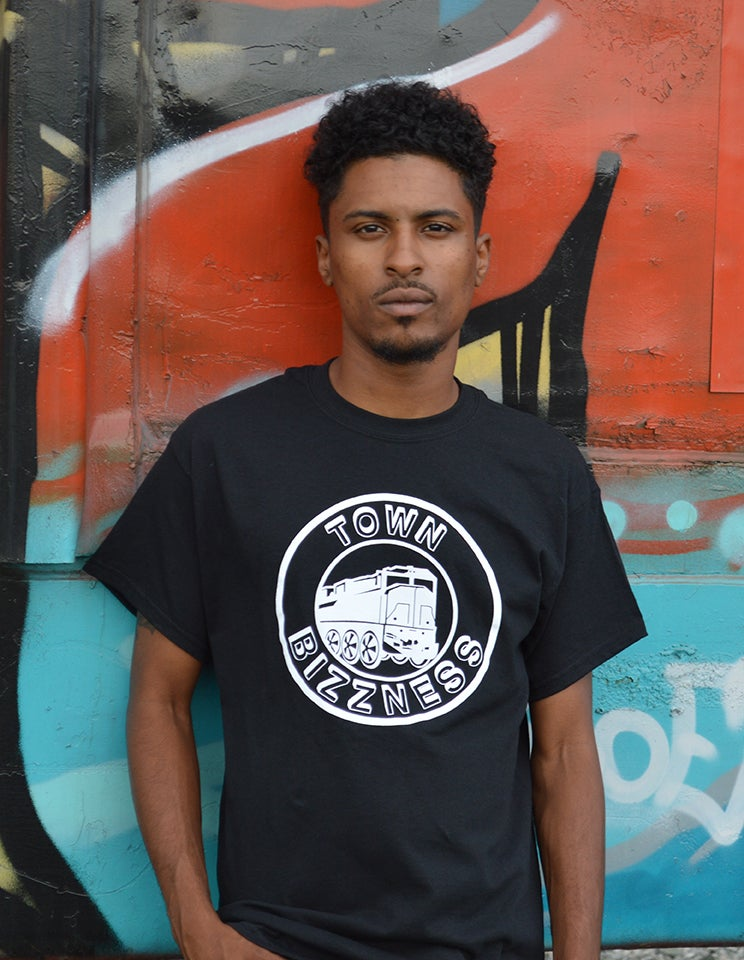 Image of Men's Town Bizzness T
