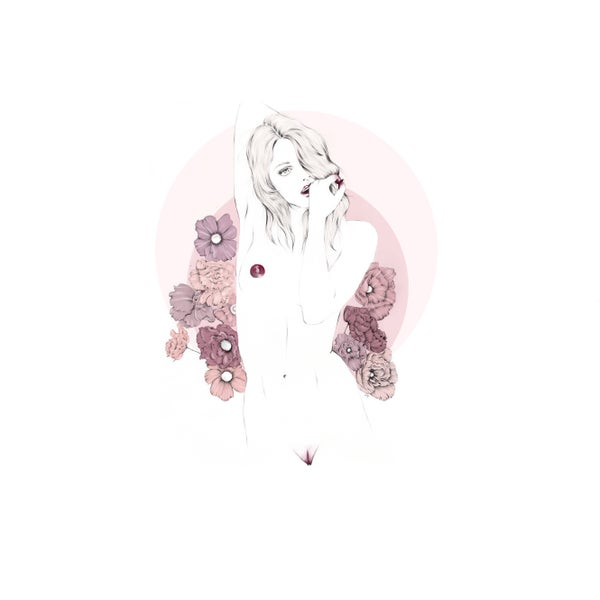 Image of ∞ BLOÖD☽☿☾MÖON ∞ ブラッド・ムーン ∞ (Buraddo mūn)