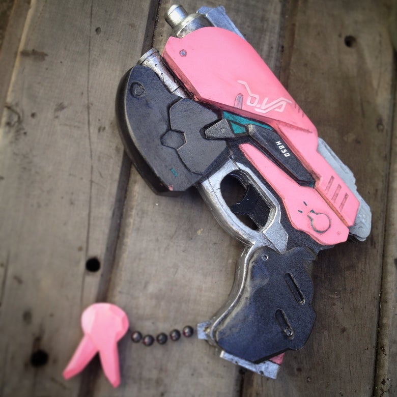 Image of D.Va's Lightgun - Overwatch