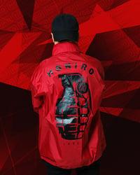 HONIRO - K-WAY RED - HONIRO STORE