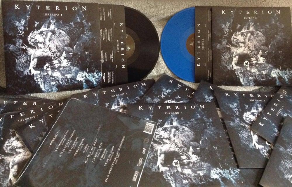 Kyterion Inferno I - LP Black