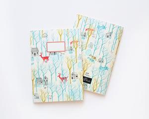 Image of Notebook Bosque Claro