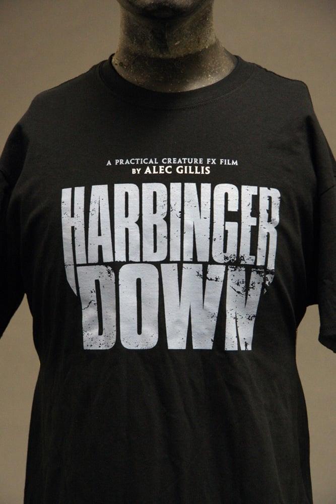 Image of Harbinger Down 'Terror' T-Shirt