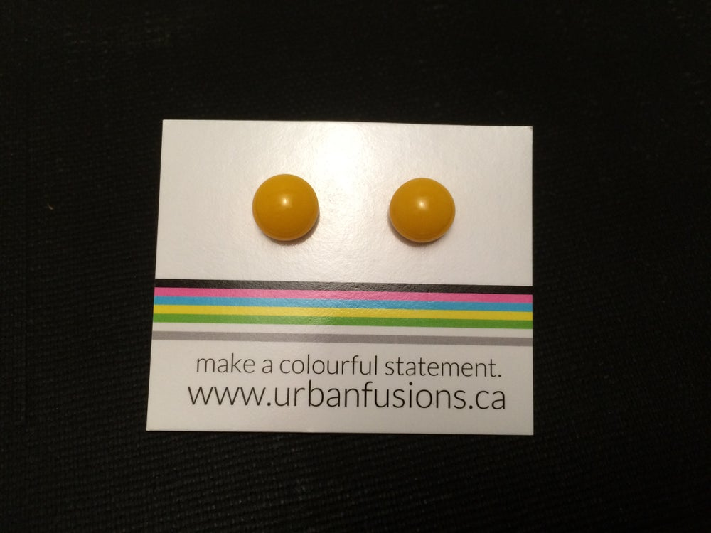 Image of Urban Fusions ~ glass studs