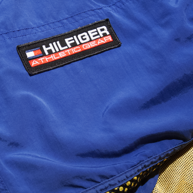 Image of Tommy Hilfiger Vintage 1/4 Zip Windbreaker