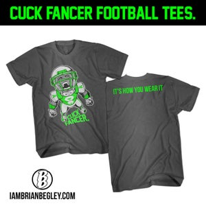 Image of Cuck Fancer Football Shirt